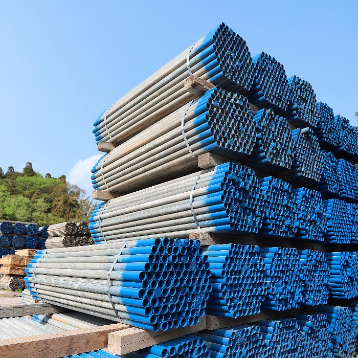 型枠資材(パネル・鉄鋼管・単管パイプ・パイプサポート・パイプラック等)2