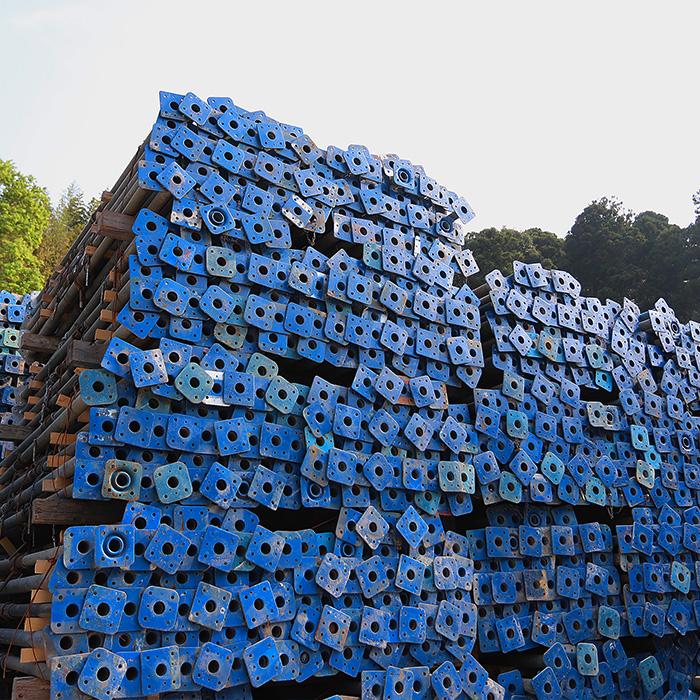 型枠資材(パネル・鉄鋼管・単管パイプ・パイプサポート・パイプラック等)1